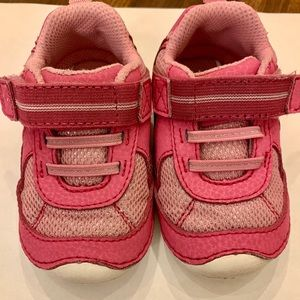 Barely worn stride rite soft motion shoes